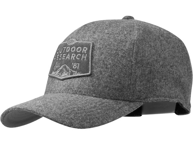 Outdoor Research Bowser Cap charcoal